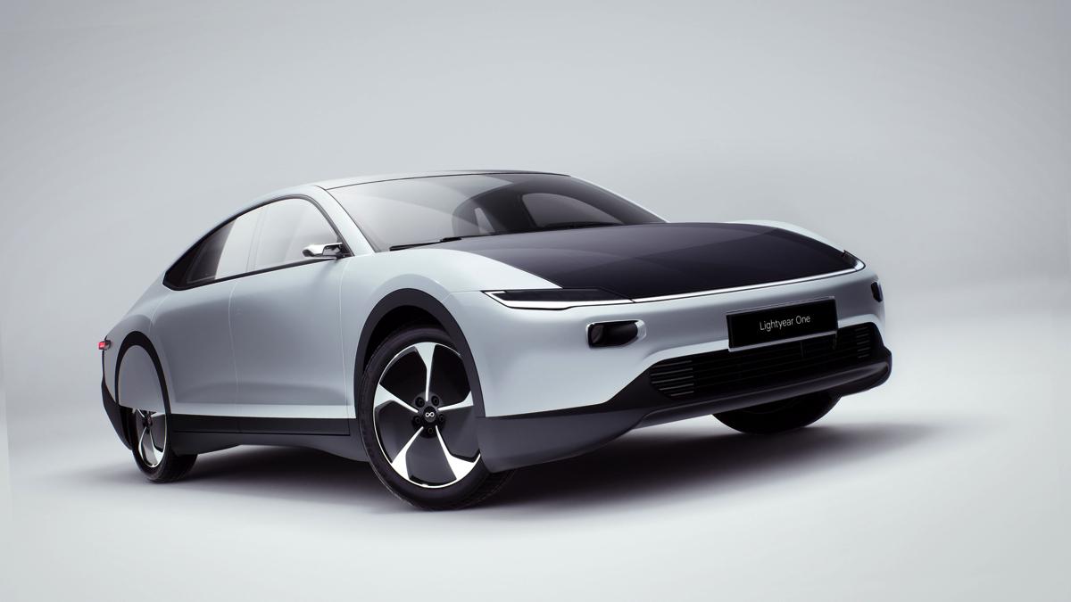 最新太阳能汽车《Lightyear One》公布 更安全更环保更长续航里程!