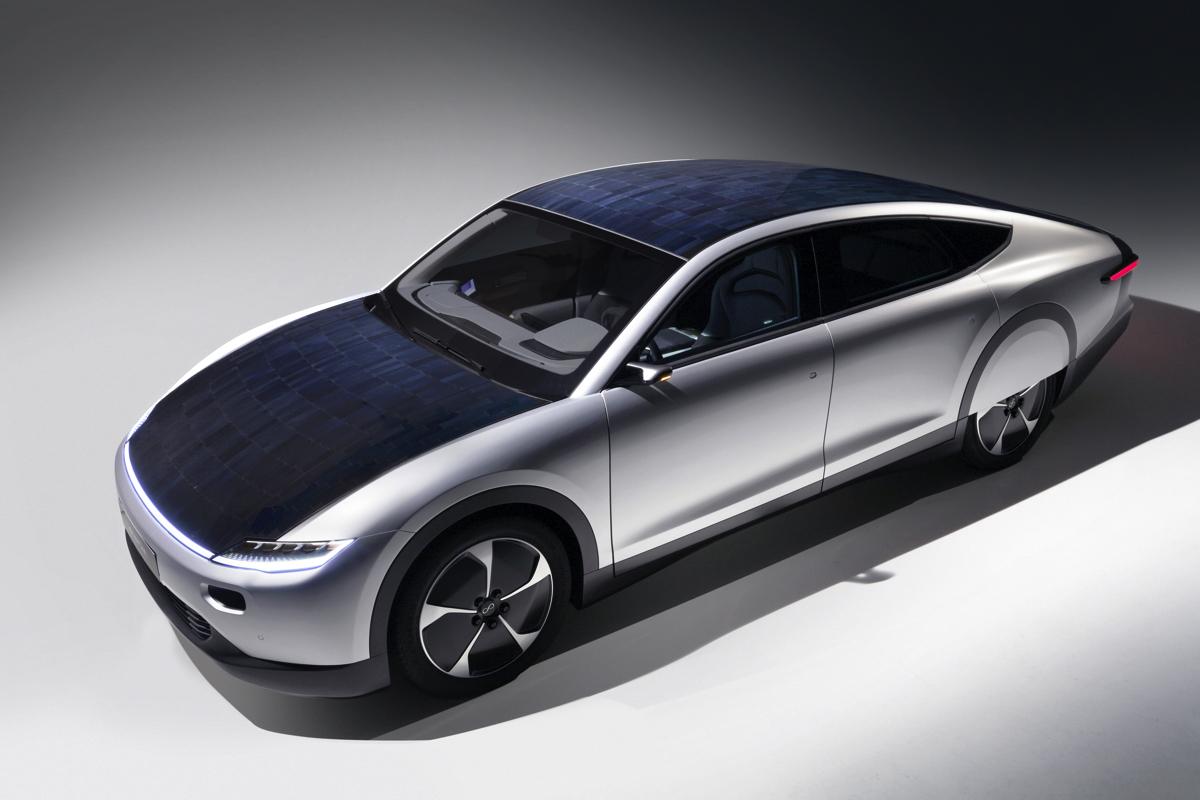 更安全更环保更长续航里程!最新太阳能汽车公布
