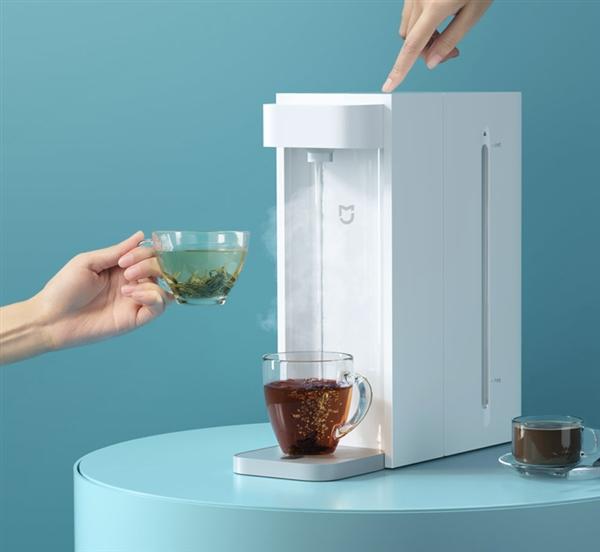 米家即热饮水机C1开启众筹:3秒速热 三挡水温,众筹价199元