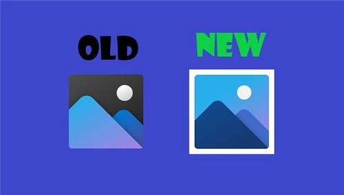 微软Win10新调整:照片更换流畅设计新图标