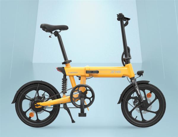 小米有品众筹新品电动车:三段折叠车身 最高续航80千米