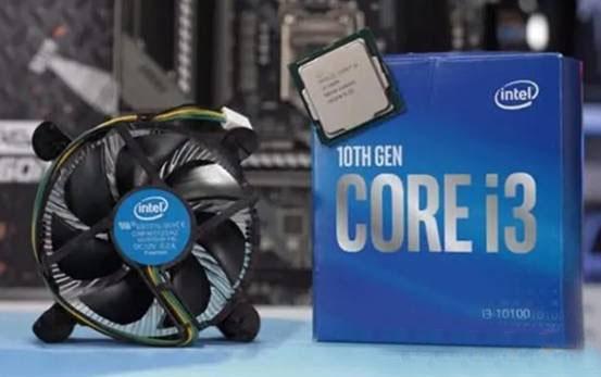 Intel十代酷睿i3-10100配GTX1660游戏电脑配置清单 畅玩主流游戏吃鸡LOL