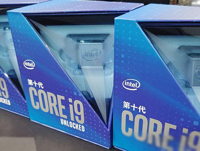 i9 10900K比9900K性能提升了多少?intel酷睿i9-10900K和i9-9900K区别对比评测