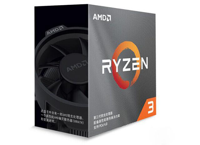 AMD锐龙R3-3300X配什么主板?AMD锐龙3 3300X主板搭配知识