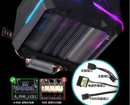 RGB风扇和ARGB风扇有哪些不同?电脑RGB风扇和ARGB风扇的区别介绍