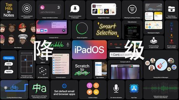 iPadOS14怎么降级? iPadOS14降级教程