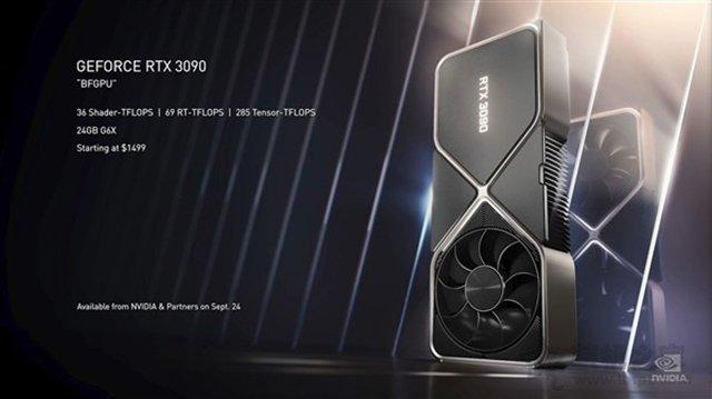 NVIDIA RTX30系列显卡有哪些新特性?一文带你了解RTX30系显卡