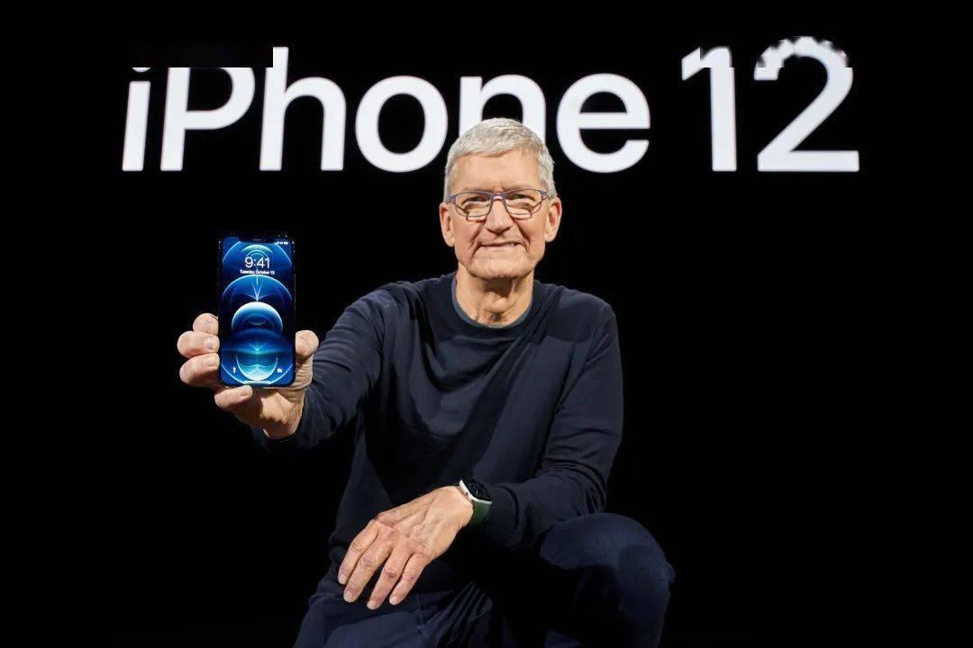 iPhone 12系列正式发布,全系支持5G网络,售价5499元起