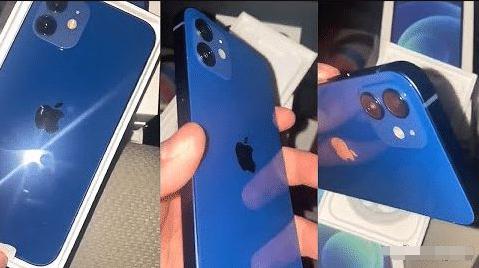 iPhone 12一半用户选蓝色,网友一边吐槽丑还一边买