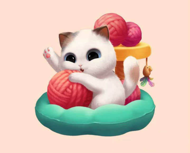 淘宝撸猫瓜分20亿红包追线球赢喵币的技巧