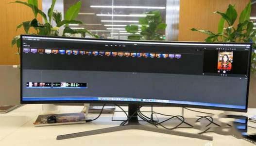 游戏电脑显示器推荐:玩游戏用带鱼屏还是曲面屏好?