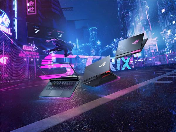 最新华硕ROG STRIX游戏本:搭载AMD R9 5900HX处理器与RX 6800M 12GB显卡